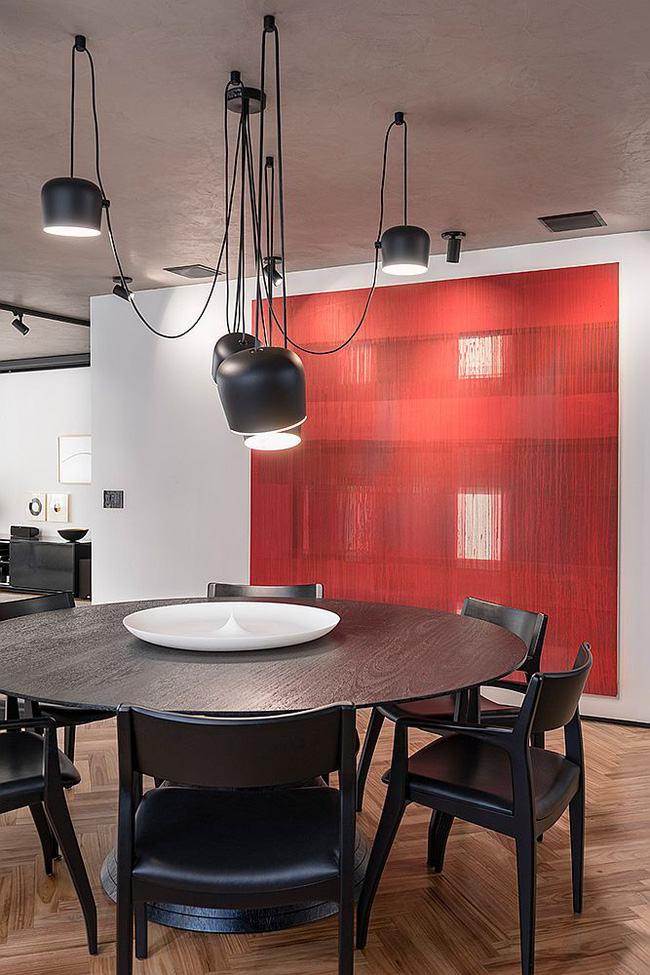 Căn hộ bê tông đẹp không thể rời mắt với phong cách thiết kế đương đại-7