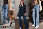 """Có một kiểu quần jeans sao Việt phát cuồng"""" mới đây nhưng Rosé thì đã diện suốt từ năm ngoái mới tài-15"""
