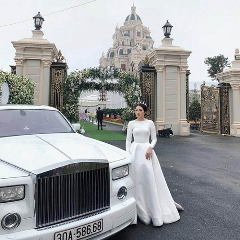 Hé lộ hình ảnh hiếm hoi về con gái mới sinh của cô dâu đeo 200 cây vàng ở Nam Định-5