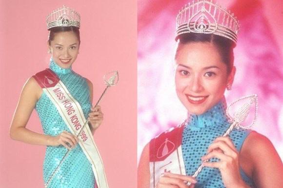 Hoa hậu Hong Kong: Sự nghiệp tuột dốc vì tai tiếng giật chồng, phá thai để đóng phim-1