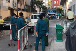 Một người khai báo có liên quan ca bệnh 34: Phong tỏa chung cư Hòa Bình ở TP HCM-7
