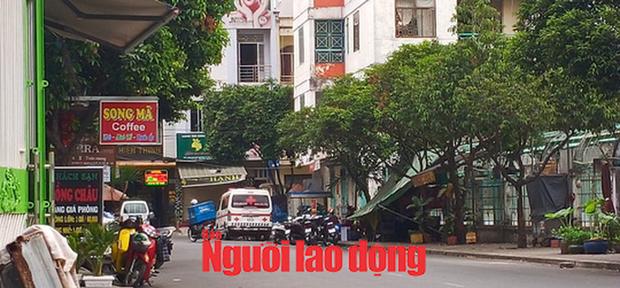 Một người khai báo có liên quan ca bệnh 34: Phong tỏa chung cư Hòa Bình ở TP HCM-2