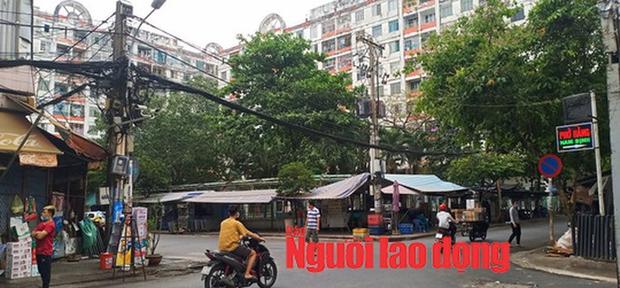 Một người khai báo có liên quan ca bệnh 34: Phong tỏa chung cư Hòa Bình ở TP HCM-6