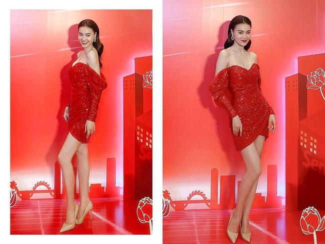 Style của Lan Ngọc rất thiếu những items kín cổng cao tường, thay vào đó là thật nhiều đồ hở vai để trông sexy mà tinh tế-5