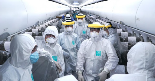 Lịch trình hành khách đi cùng nữ tiếp viên hàng không nhiễm Covid-19-1