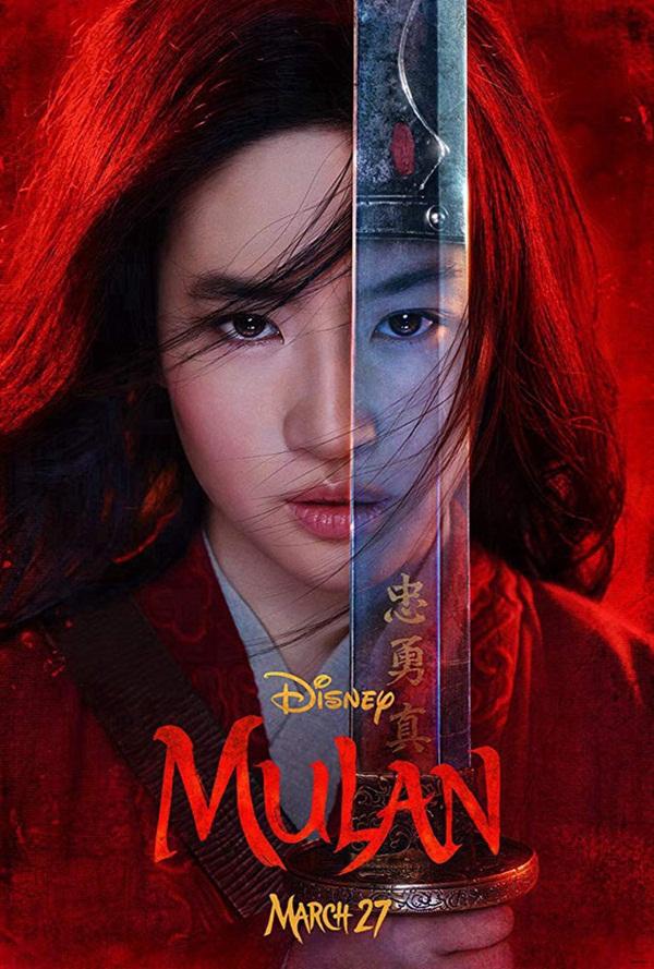 Thần tiên tỉ tỉ Lưu Diệc Phi: Quốc bảo nhan sắc Hoa Ngữ chật vật thoát mác bình bông di động, tưởng có Mulan đổi đời ai ngờ đủ vận xui-1