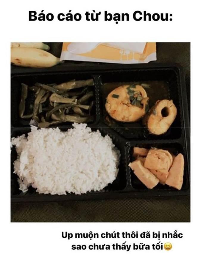 Hotgirl Việt khoe những bữa cơm tuyệt ngon khi cách ly tập trung, fan tấm tắc hơn cả nghỉ dưỡng-6