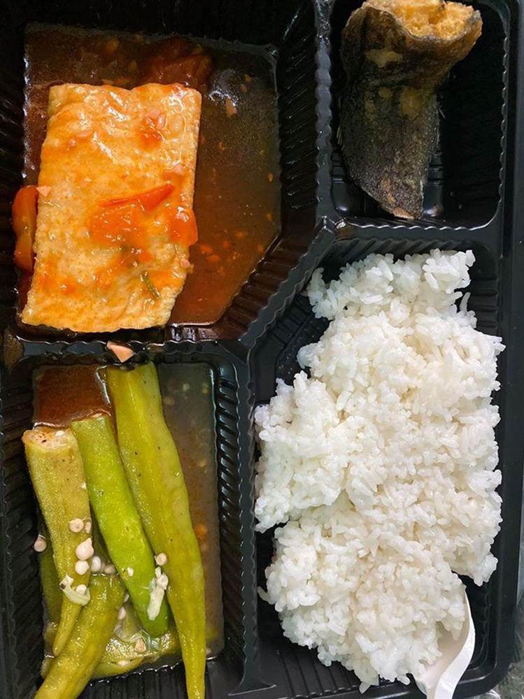 Hotgirl Việt khoe những bữa cơm tuyệt ngon khi cách ly tập trung, fan tấm tắc hơn cả nghỉ dưỡng-9