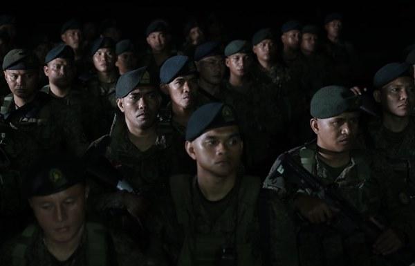 Hàng nghìn cảnh sát, binh sĩ Philippines phong tỏa thủ đô vì Covid-19-5