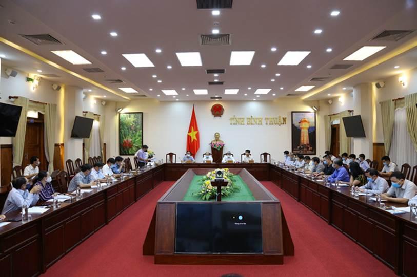 Bộ Y tế làm việc với tỉnh Bình Thuận sau ca bệnh thứ 34 khai báo không trung thực-1