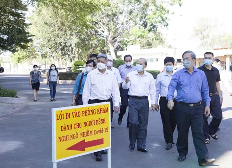 Bộ Y tế làm việc với tỉnh Bình Thuận sau ca bệnh thứ 34 khai báo không trung thực-2