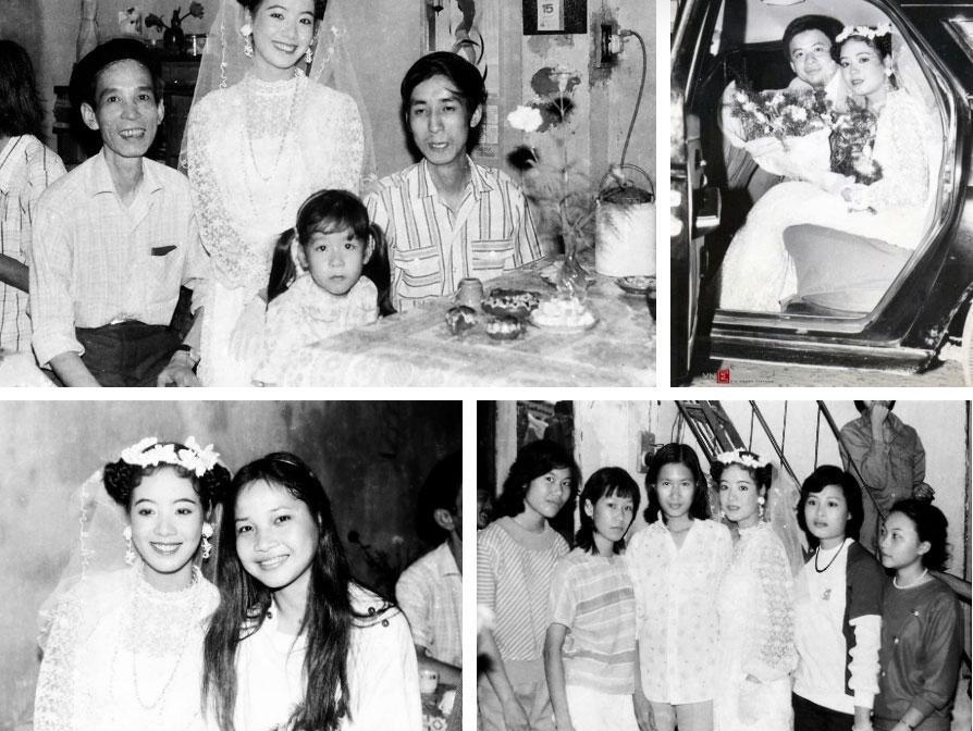 Chia sẻ loạt ảnh cưới nhân kỷ niệm 33 năm ngày về chung một nhà với ông xã, NSƯT Chiều Xuân khiến dân tình xuýt xoa vì vẻ ngoài xinh đẹp không đổi-2