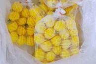 Dân sành ăn 'đổ xô' mua dứa mini Thái giá cao