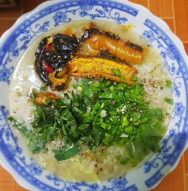 5 món cháo ngon, bổ dưỡng mẹ nấu tại nhà đảm bảo sức khỏe-4