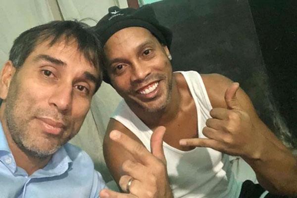 Nơi giam giữ Ronaldinho như khách sạn-1
