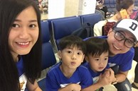 Con trai lớn của Hứa Minh Đạt - Lâm Vỹ Dạ viết văn kể về 'góc khuất' gia đình, tiết lộ sự thật khiến ai cũng ngậm ngùi