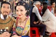 Sao 'Ỷ Thiên Đồ Long Ký' 70 tuổi vẫn ngoại tình với mỹ nhân đáng tuổi cháu, khiến vợ trẻ cay đắng sảy thai?