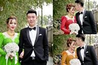 MXH xôn xao với bài đăng 'cô dâu 7 màu' nhận về 24k like, chú rể tiết lộ sự thật bất ngờ đằng sau màn thay váy 'nhanh như chớp'