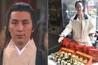 Tài tử 'Thiên Long Bát Bộ' không vợ con, phải mãi nghệ, bán hàng rong ở vỉa hè kiếm sống