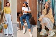 """Street style hội gái xinh mặc đẹp Instagram: Chỉ cần chân váy xinh hoặc quần """"hack dáng"""" là đạt điểm 10 rồi"""