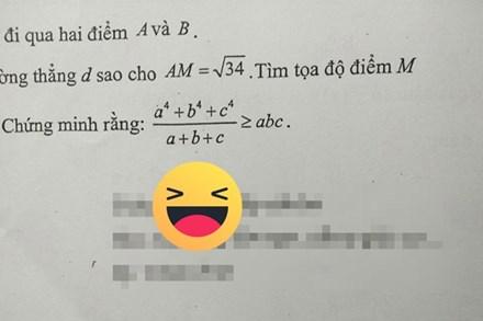 Giáo viên toán