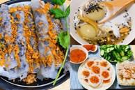 Bánh cuốn và 6 món bánh thuần Việt tuyệt ngon đổi bữa hàng ngày