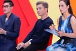Nam Trung tức giận chấn chỉnh HLV 'Model Kid Vietnam' vì không đúng giờ