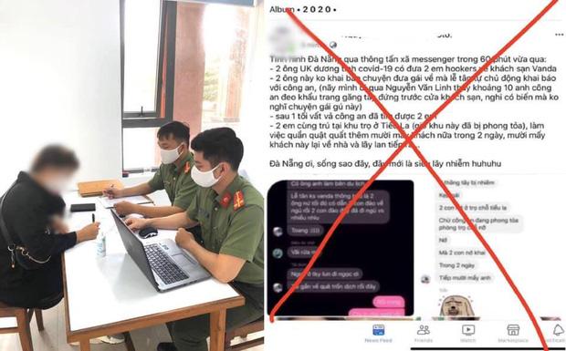 Bịa tin 2 du khách Anh lây dịch cho 2 cô gái bán dâm ở Đà Nẵng, người phụ nữ bị phạt 10 triệu đồng-1