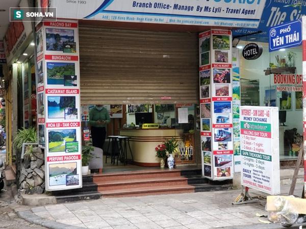 """Căng mình"""" chống đỡ Covid-19 không thành, hàng loạt văn phòng tour ở Hà Nội đóng cửa-2"""
