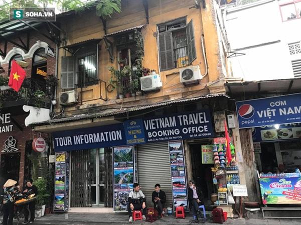 """Căng mình"""" chống đỡ Covid-19 không thành, hàng loạt văn phòng tour ở Hà Nội đóng cửa-7"""