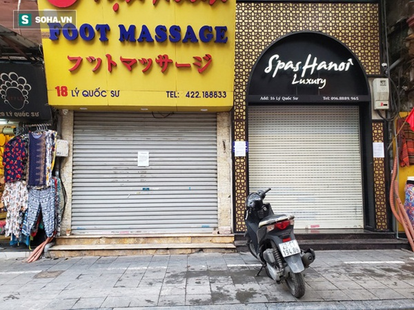 """Căng mình"""" chống đỡ Covid-19 không thành, hàng loạt văn phòng tour ở Hà Nội đóng cửa-10"""
