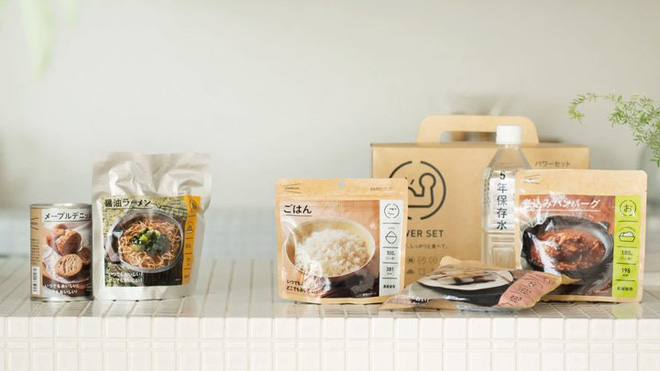 Bí mật về thực phẩm phòng chống thiên tai ở Nhật Bản: Hạn dùng 25 năm, dễ ăn, ngon miệng-5
