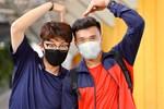 Cầu thủ Việt Nam quyên góp phòng chống dịch-2