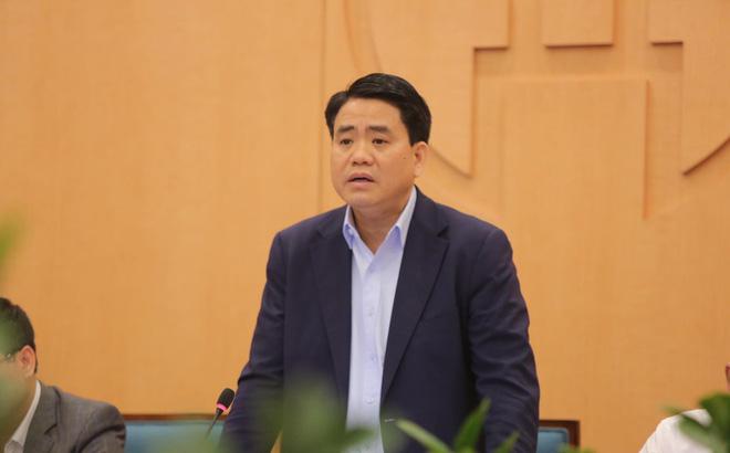 Chủ tịch Hà Nội Nguyễn Đức Chung: Người dân cần bình tĩnh, không cần tích trữ thực phẩm-1
