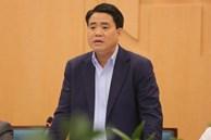 Chủ tịch Hà Nội Nguyễn Đức Chung: Người dân cần bình tĩnh, không cần tích trữ thực phẩm