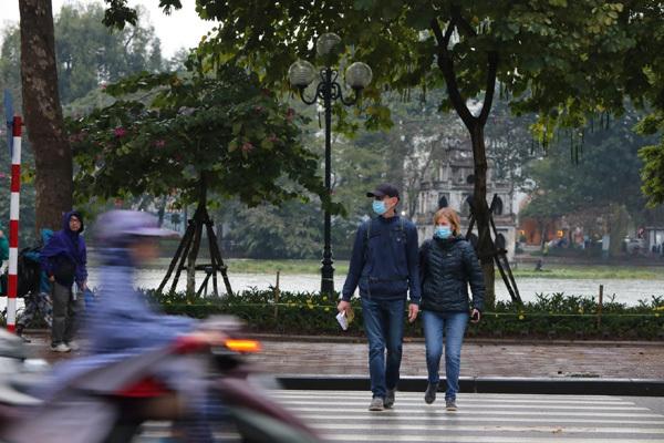Thời tiết hôm nay 20/3, Hà Nội mưa phùn lạnh, Sài Gòn nắng cháy da-1