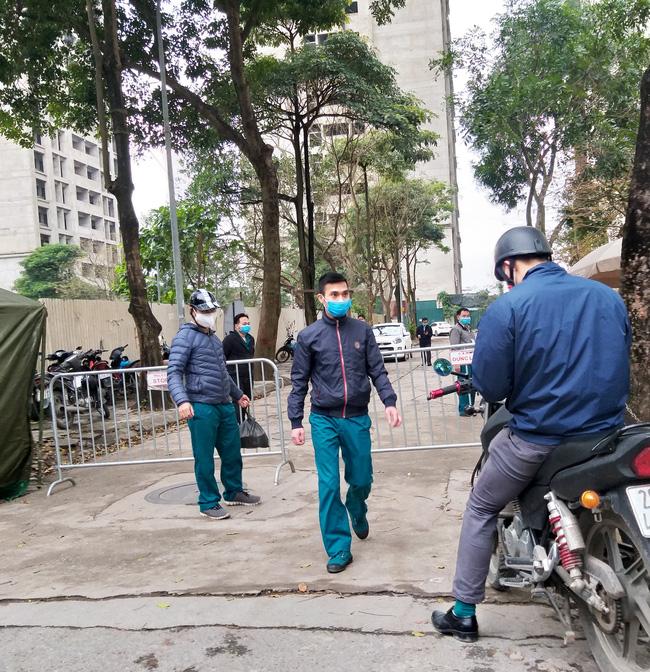 Hà Nội: Đã có 240 du học sinh về khu cách ly tập trung Pháp Vân-2