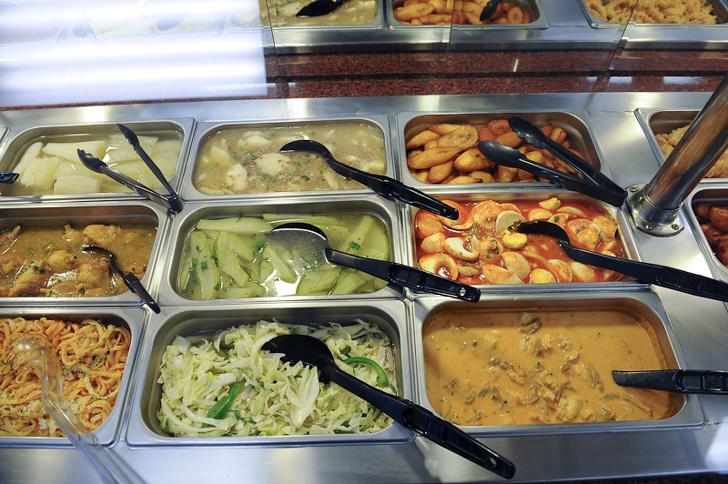 Khách ăn thoải mái vẫn lãi to, mẹo riêng giấu kín của hàng buffet-5