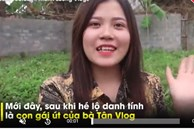 Con gái bà Tân Vlogs bị 'ném đá' khi tập tành làm Vlog như anh và mẹ