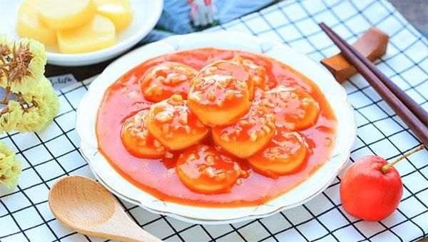 Nàng dâu thể hiện bản lĩnh nâng cấp món đậu sốt cà chua, mẹ chồng khó tính cũng bất ngờ-6