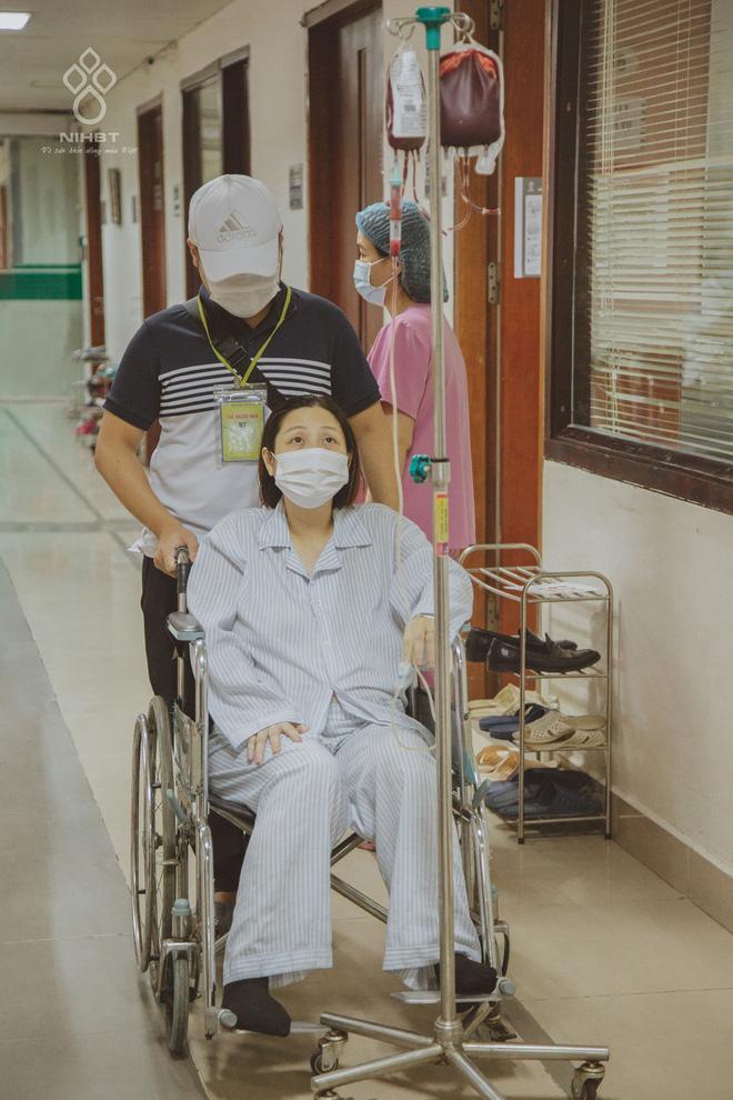 Giọt nước mắt của người đàn ông khi chứng kiến vợ mang thai 37 tuần bỗng phát hiện ung thư máu-3