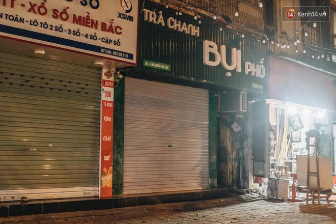 Hưởng ứng lời kêu gọi, hàng loạt hàng quán ở Hà Nội rủ nhau đóng cửa vô thời hạn để chống lại dịch Covid-19-10