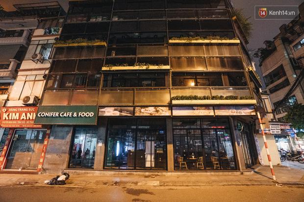 Hưởng ứng lời kêu gọi, hàng loạt hàng quán ở Hà Nội rủ nhau đóng cửa vô thời hạn để chống lại dịch Covid-19-7
