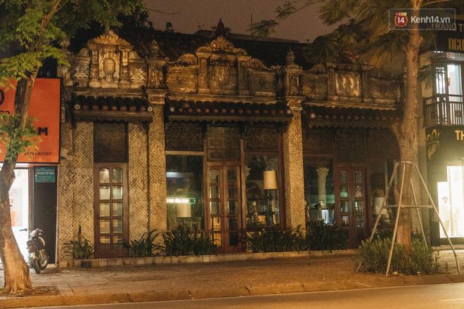 Hưởng ứng lời kêu gọi, hàng loạt hàng quán ở Hà Nội rủ nhau đóng cửa vô thời hạn để chống lại dịch Covid-19-11