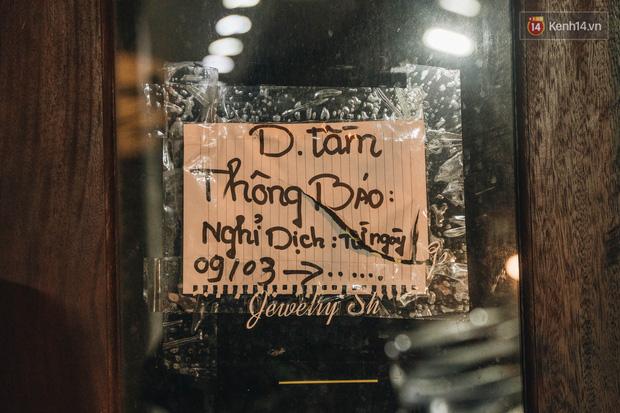 Hưởng ứng lời kêu gọi, hàng loạt hàng quán ở Hà Nội rủ nhau đóng cửa vô thời hạn để chống lại dịch Covid-19-12