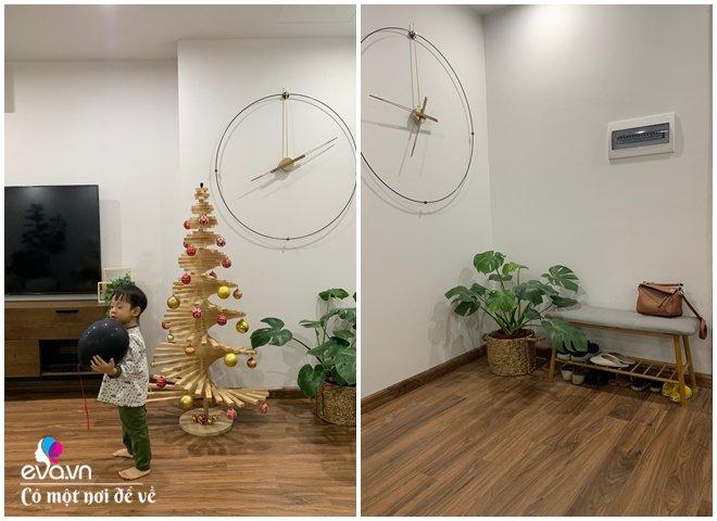 Mẹ Hà Nội tự thiết kế nhà chung cư, ai vào cũng thích thú vì ngỡ như ở trời Âu-2