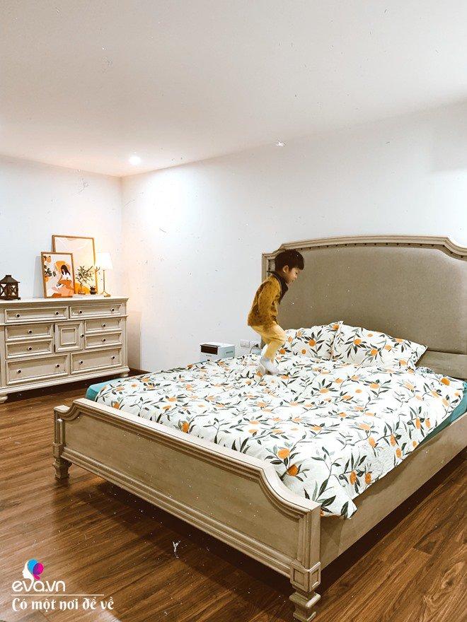 Mẹ Hà Nội tự thiết kế nhà chung cư, ai vào cũng thích thú vì ngỡ như ở trời Âu-13