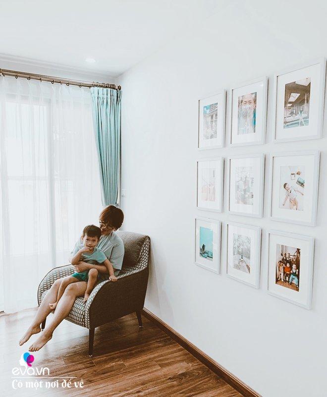 Mẹ Hà Nội tự thiết kế nhà chung cư, ai vào cũng thích thú vì ngỡ như ở trời Âu-15