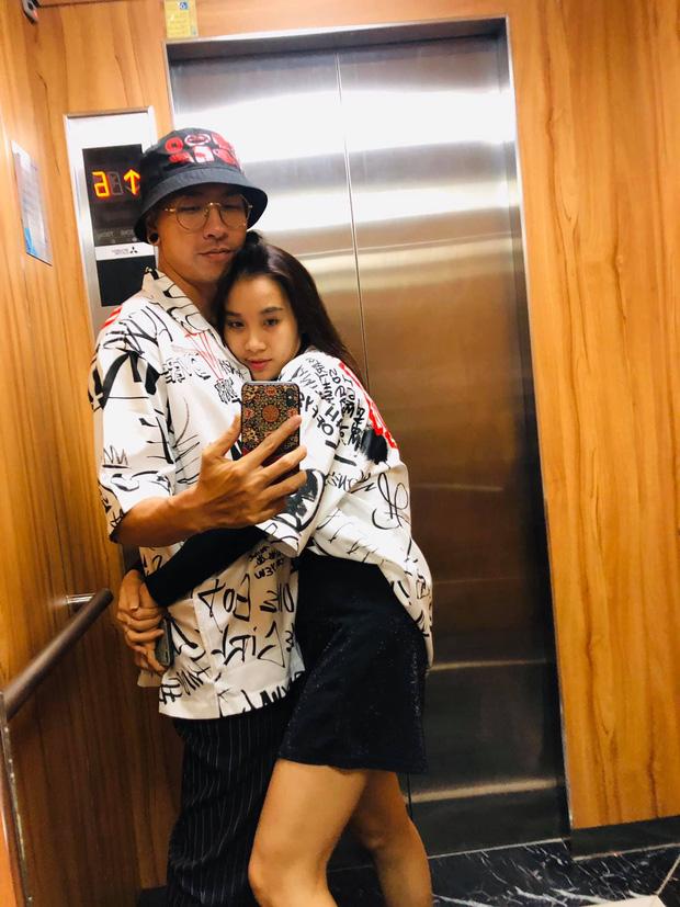 Khi sao Vbiz bất ngờ công khai nửa kia: Phương Oanh và bạn trai cực tình, Kathy Uyên yêu bạn thân vợ chồng Hà Tăng sau 7 năm?-9