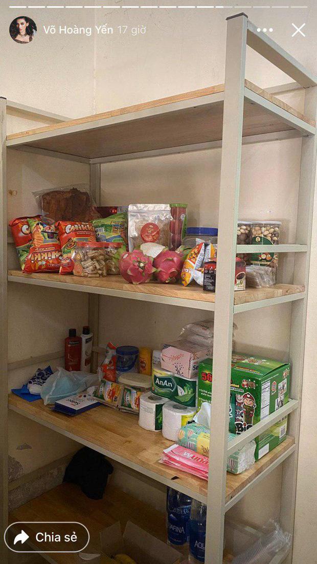 Đại gia khu cách ly gọi tên Võ Hoàng Yến: Bánh kẹo, hoa quả, vật dụng cá nhân nhiều đến mức mở cả tiệm tạp hoá cơ!-1